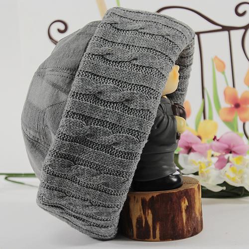 귀달이 패치 털실모자 / 불교용품, 스님털모자, 스님모자